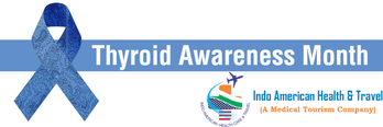 Defeat Thyroid In The Thyroid Awareness Month