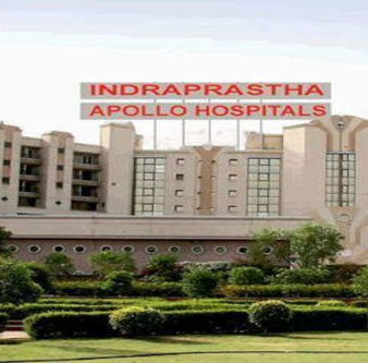 Indraprastha Apollo Hospital, New Delhi India